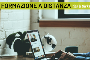 Formazione a distanza. Tips & Tricks 4